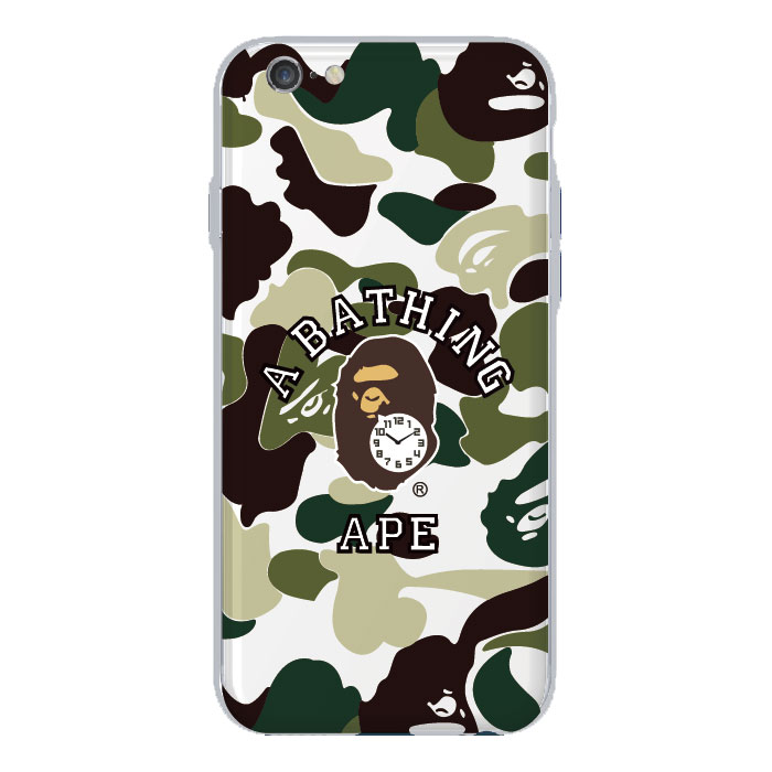 WK Abathing Ape (CL382) Case for iPhone 6/6S