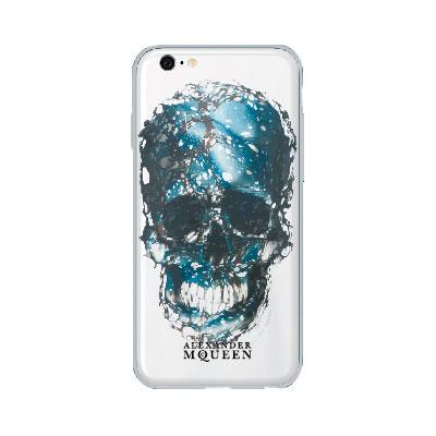 WK Alexander Mqueen Skull (CL146) Case for iPhone 6/6S
