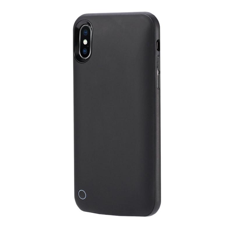 WK Design Junen Backup Power Bank Black iPhone XS Max 4500mAh (WP-079)