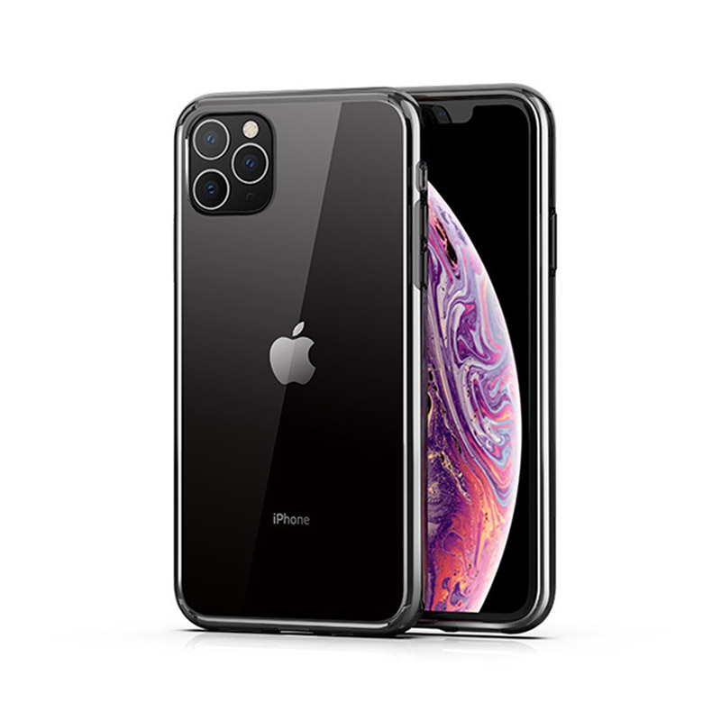 WK Design Leclear Case For iPhone XS Max Black (WPC-105)