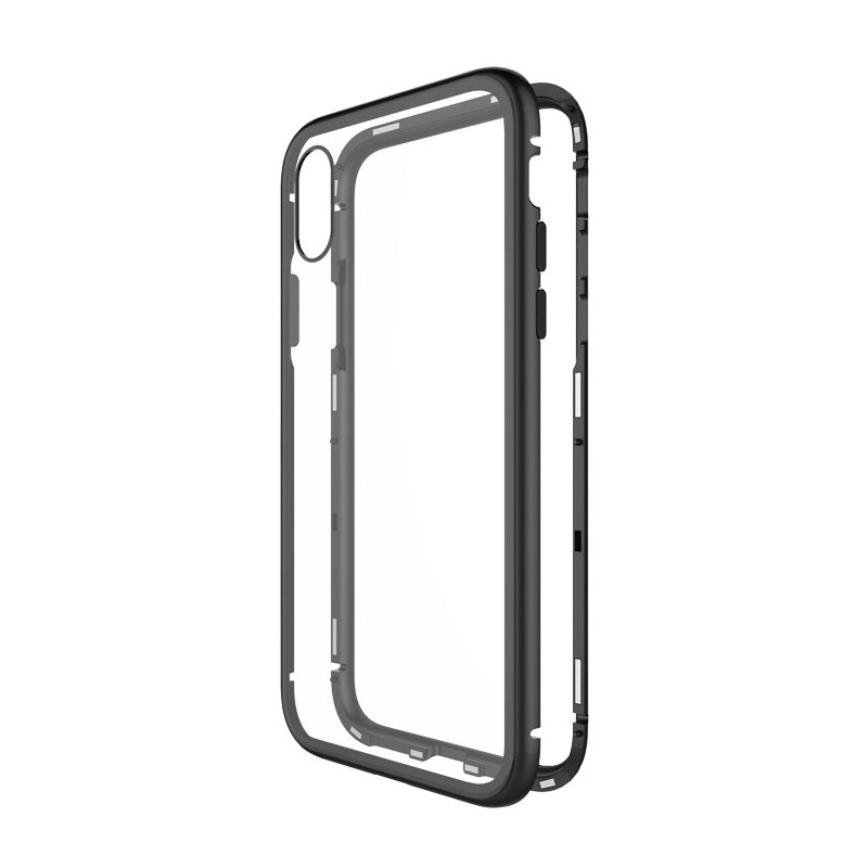 WK Design Magnets Case For iPhone XR Black (WPC-103)
