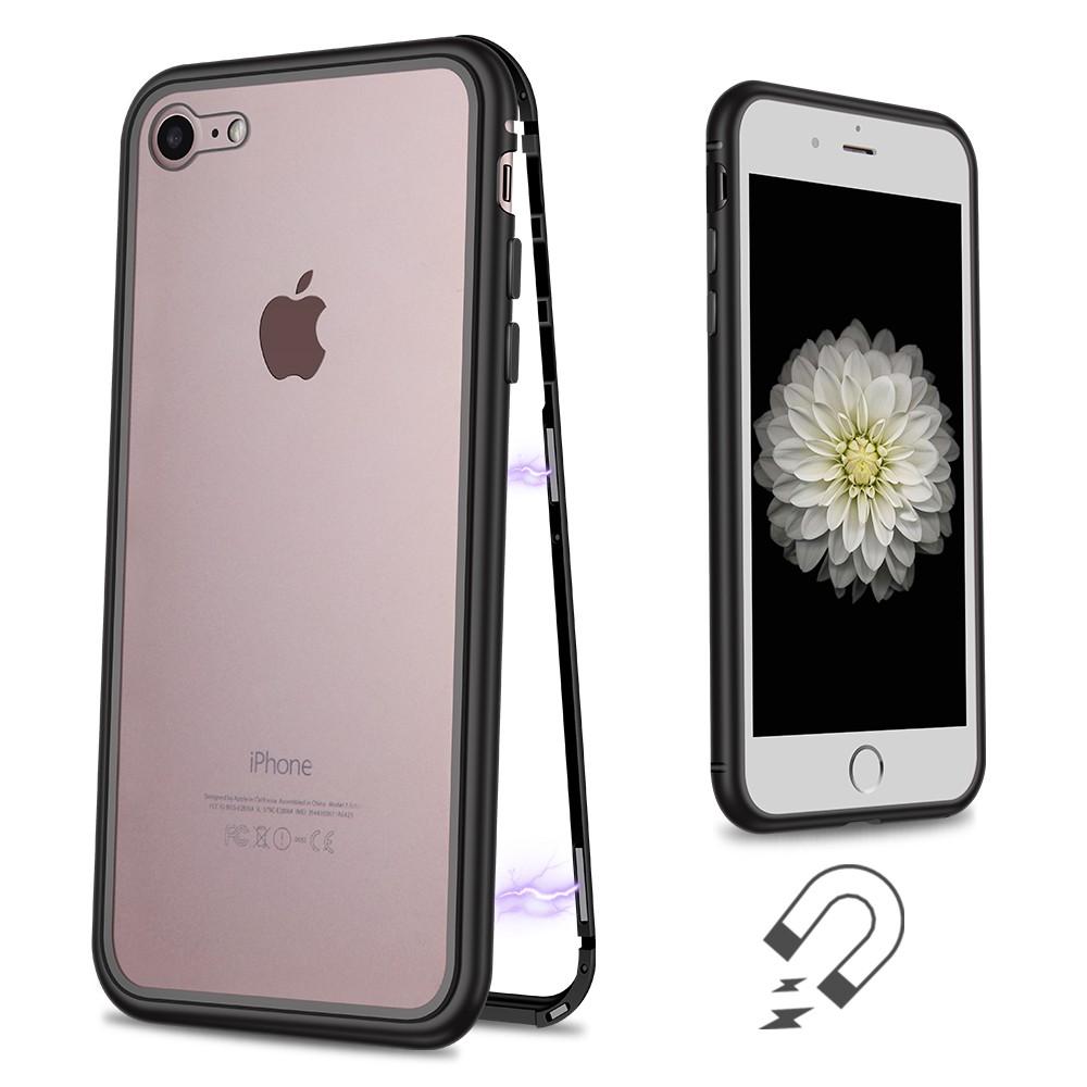 WK Design Magnets Case For iPhone 7/8/SE 2020 Black (WPC-103)