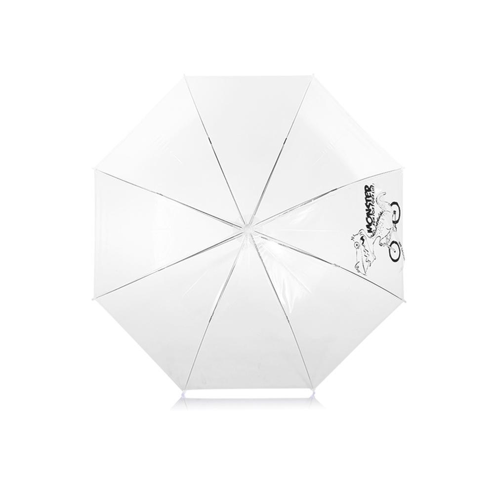 WK Design Safe Children Umbrella Transparent (WT-U6)