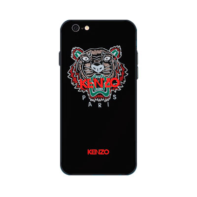 WK Kenzo (CL169) Case for iPhone 6/6S Black
