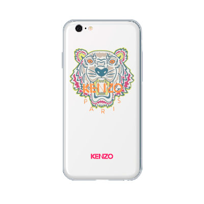WK Kenzo (CL171) Case for iPhone 6/6S White