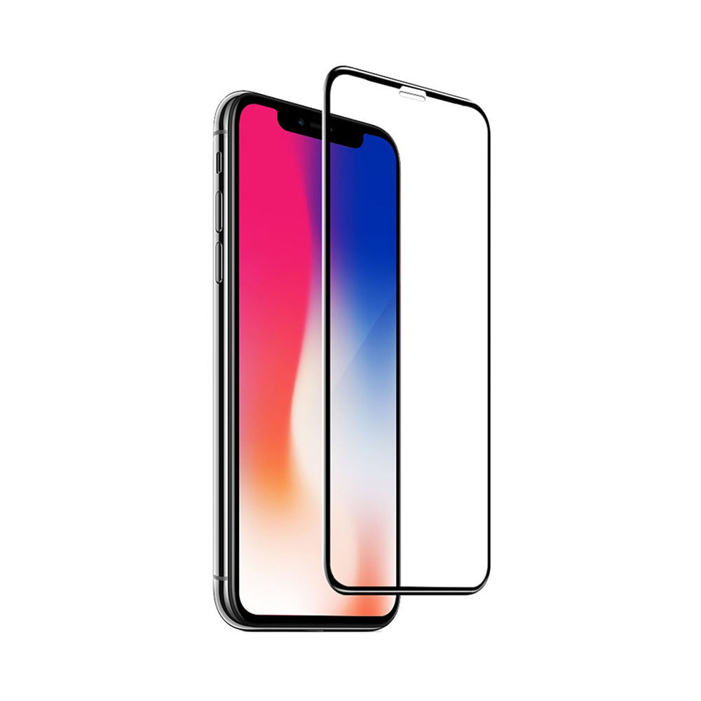 WK Kingkong 4D Curved Tempered Glass for iPhone X/XS/11 Pro Black (WTP-010)