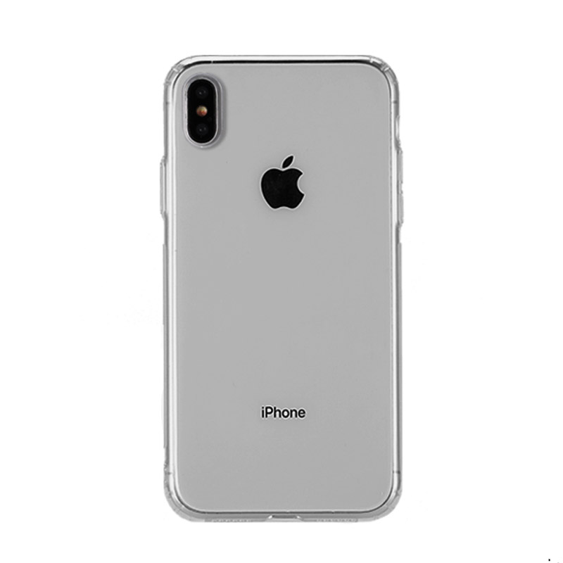 WK Design Leclear Case For iPhone X/XS Black (WPC-105)