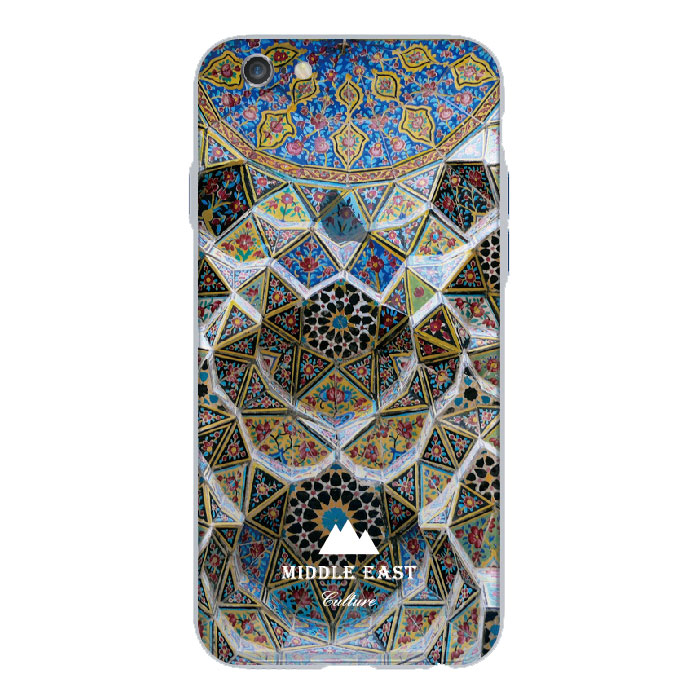 WK Middle East Culture Fresco (CL293) Case for iPhone 6/6S