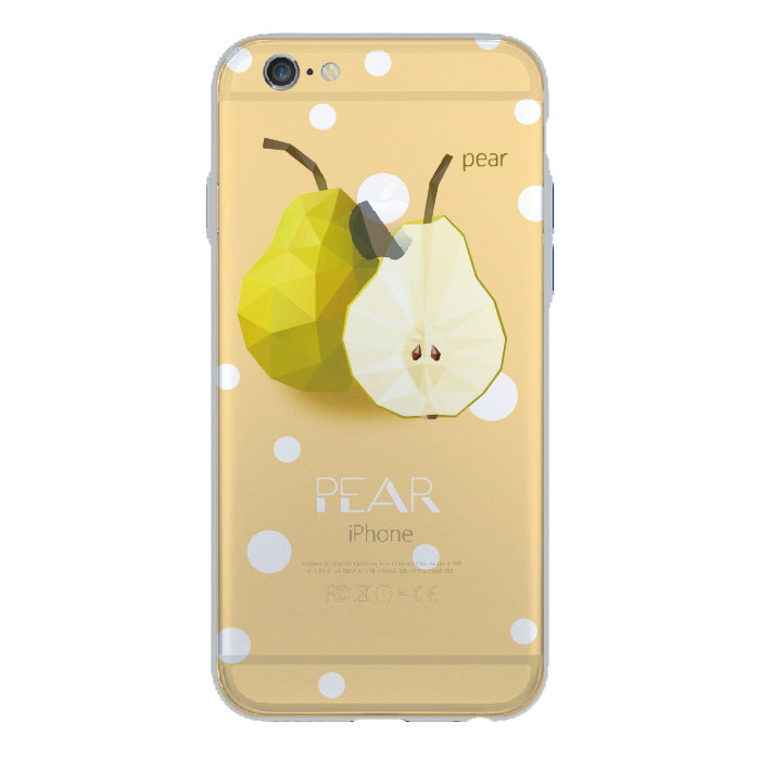 WK Pear (CL222) Case for iPhone 6/6S