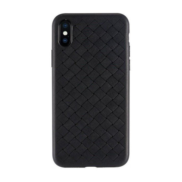 WK Rayke Case for iPhone X Black (WPC-068)