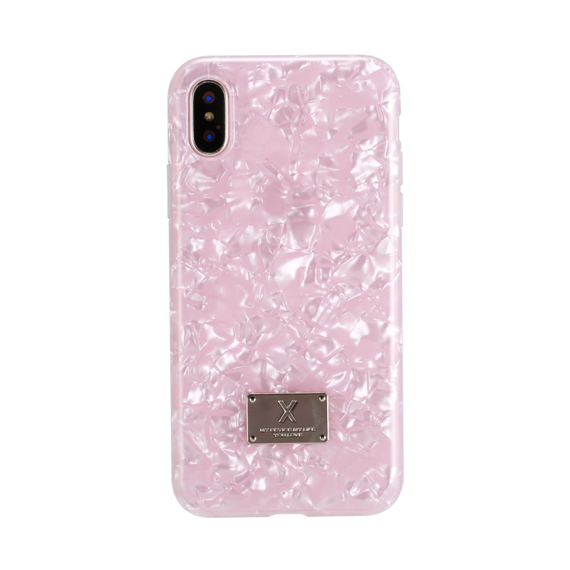 WK Shell Case Pink For iPhone 8/7/SE 2020