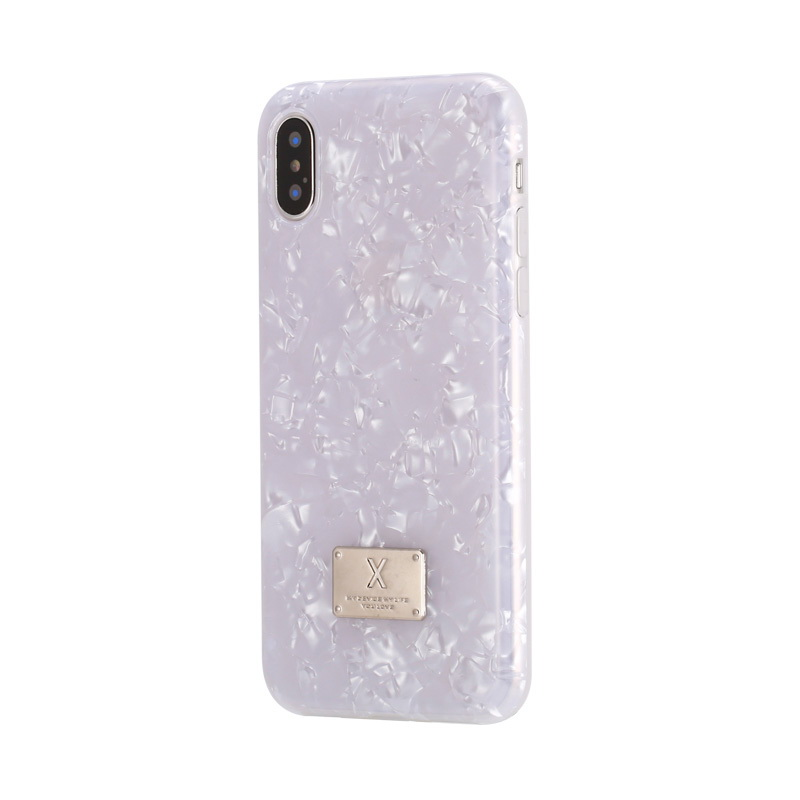 WK Shell Case White For iPhone 8/7 Plus