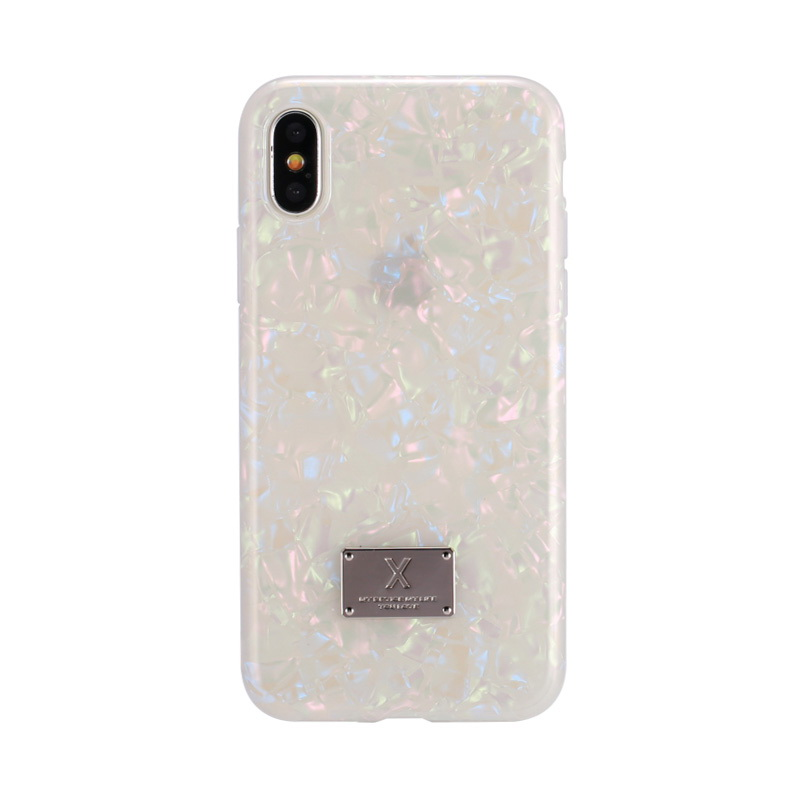 WK Shell Case Color For iPhone X
