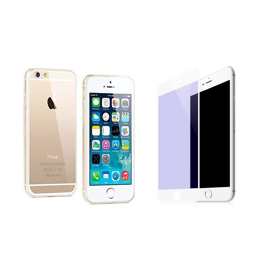 WK Excellence 3D Curved Edge Tempered Glass for iPhone 6 plus/6s plus