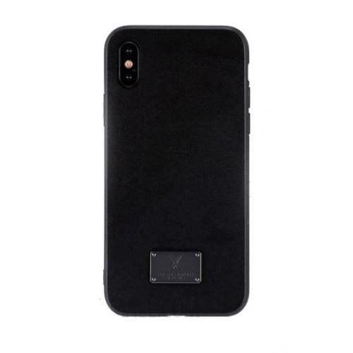WK Velvet Case for iPhone X Black (WPC-081)