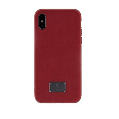 WK Velvet Case for iPhone X Red (WPC-081)