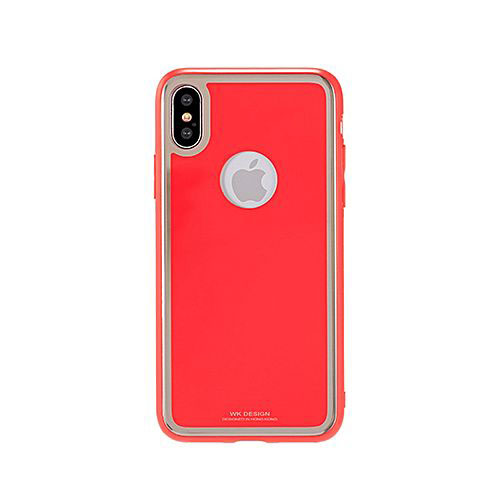 WK Youth Case for iPhone 7/8/SE 2020 Red (WPC-078)