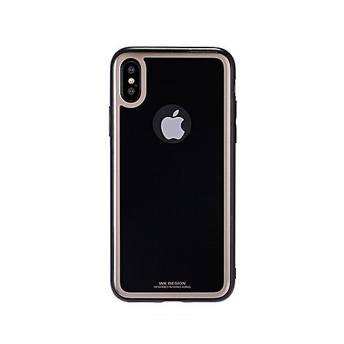 WK Youth Case for iPhone 7/8/SE 2020 Black (WPC-078)