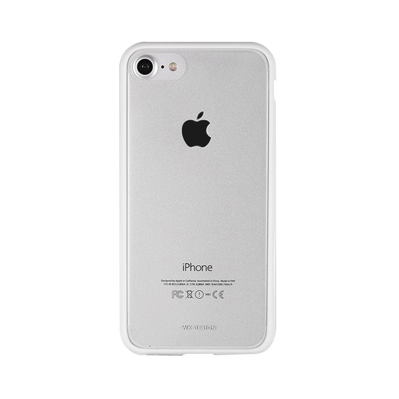 WK Fluxay case for iphone 7/8/SE 2020 White