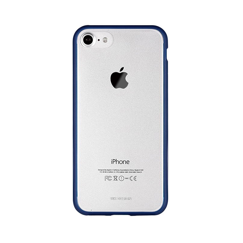 WK Fluxay case for iphone 7 plus Blue