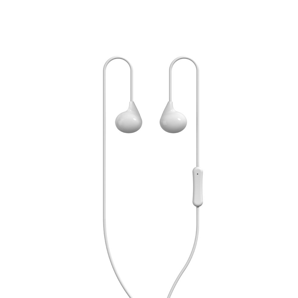 WK Wi200 Wired Earphone White
