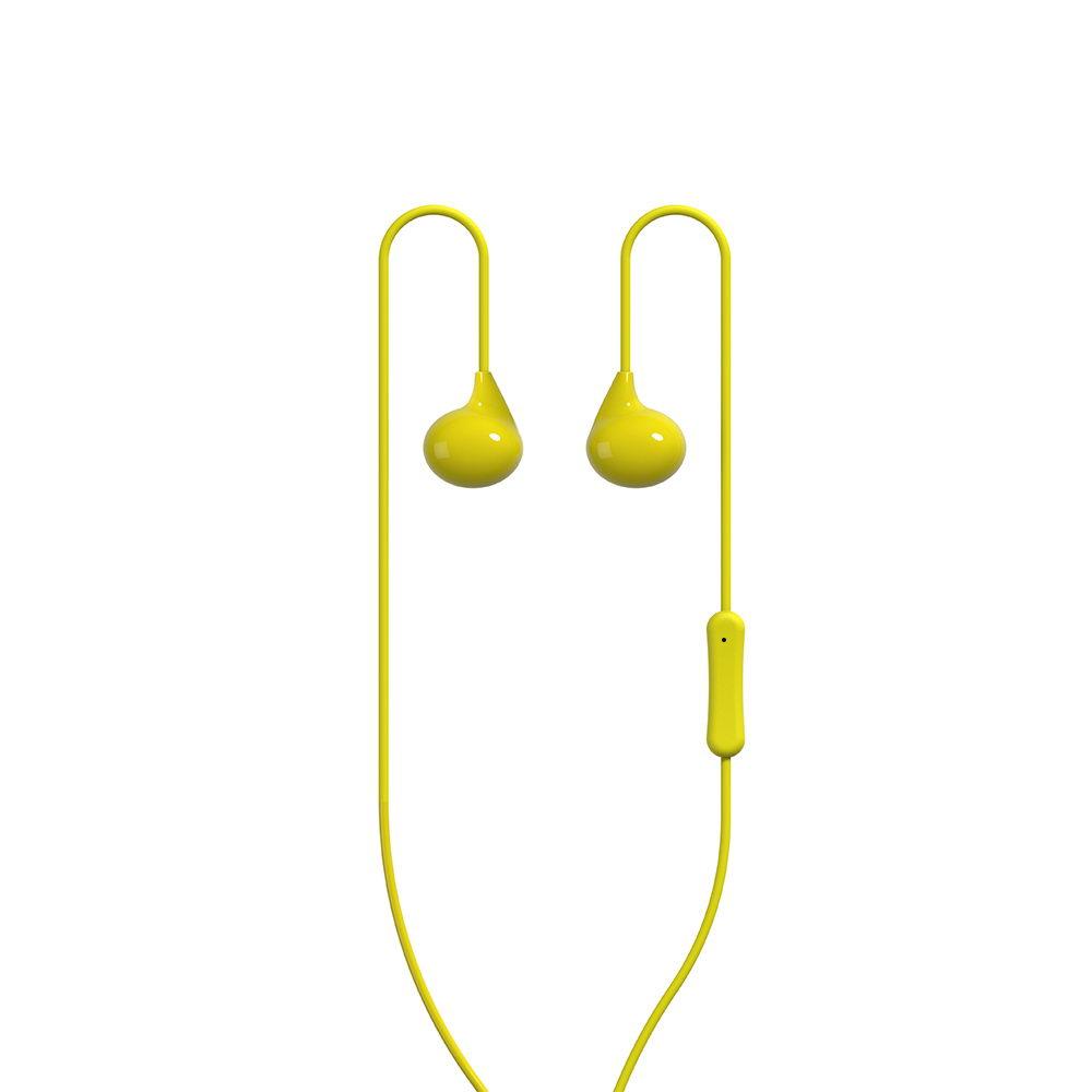 WK Wi200 Wired Earphone Yellow