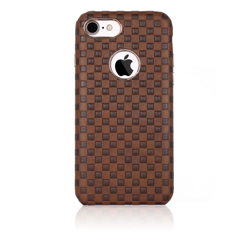 WK WKPC-024 Binley case for iphone 7/8/SE 2020 brown